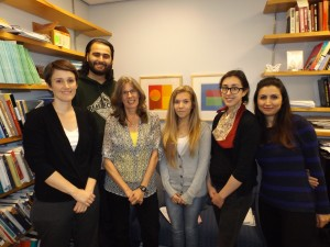Dr. Schuller 's Research lab staff